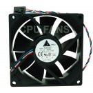 Dell Optiplex GX280 Case Cooling Fan G5883 N4664 F3888 92x32mm 5-pin/4-wire