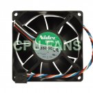 Dell Precision Workstation 670 CPU Case Cooling Fan P2780 W4261 PWM Control 92x38mm 5-pin/4wire