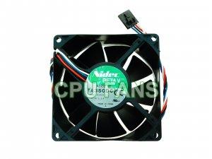 Dell Precision Workstation Fan 370 470 670 W4261 Case Cooling Fan 92mm x 38mm 5-pin/4-wire