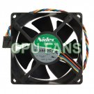 Dell Precision Workstation 390 Case Cooling Fan KG885 J8133 MJ611 92mm x 32mm 5-pin/4-wire