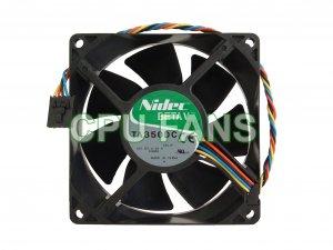 Dell Poweredge SC440 Case Cooling Fan KG885 J8133 MJ611 92mm x 32mm 5-pin/4-wire