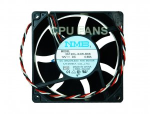 Dell Optiplex GX240 SMT Case Cooling Fan 4W022 G0706 T0746 92x32mm