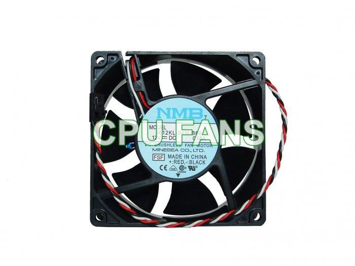 Dell Optiplex GX260 SMT Case Cooling Fan 4W022 G0706 T0746 92x32mm