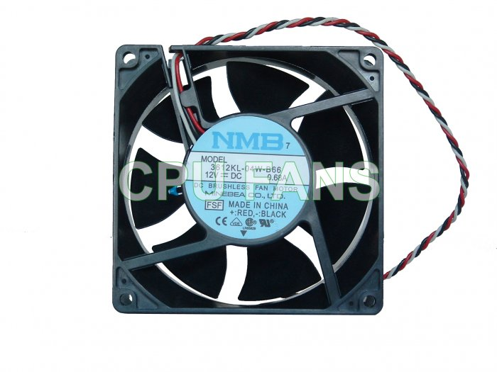 Dell Dimension 4500 Cpu Cooling Fan 0 68a Variable Speed
