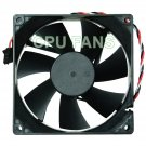 Dell Dimension 4100 Fan CPU Cooling Fan 92x25mm Thermal Control Dell 3-pin connector