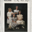 Maryanne from Kay Guiles Designs Girls drop waist dresses Heirloom Style Size 4 – 14 1990s