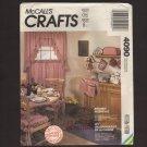 McCall's 4090 Crafts Kitchen Essentials Sewing Pattern 13 Different Kitchen Items