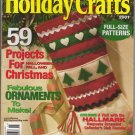Holiday Crafts Magazine 2001 BHG 59 projects for Halloween Fall Hanukkah Christmas