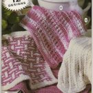 Dishcloths By The Dozen Knit - Crochet 12 Designs Leisure Arts Little Books 75000