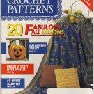McCall's Crochet Patterns - October 1993 - Vol. 7 No. 5 - 20 Fabulous Fall Designs
