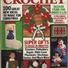 Christmas Crochet 1986 - Harris Publications   Annual publication   Vol. 4 No. 1
