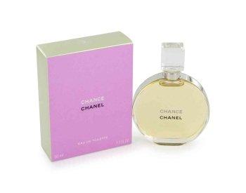 Chance by Chanel Eau De Toilette Spray 3.4 oz