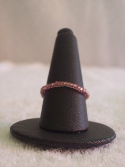 Simple ring, pink