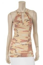 LUCCA ARMY TOPS (S-M-L)