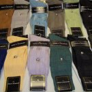 Men's Stacy Adams poly/rayon Socks,fit size 9 - 13, 14 colors available