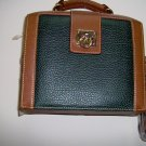 """Ladies causal carry all purse,pebble leather,10"""" x 12"""",shoulder strap,blac"""