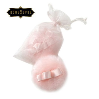 Strawberry & Champange Boudoir Puff
