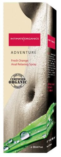 Organic Anal Spray Women Adventure
