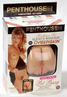 Alexus Winston Pet Pussy & Ass