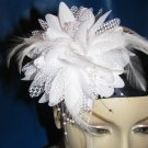 Amy Fascinator T10 White