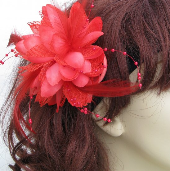 Amy Fascinator T10 Red