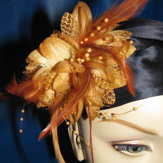 Amy Fascinator T10 Sable