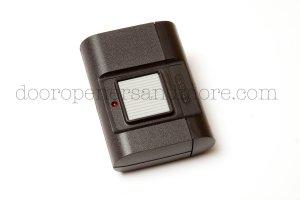 Stanley 1050 310Mhz Single Button Visor Gate and Garage Door Opener Visor Remote Transmitter