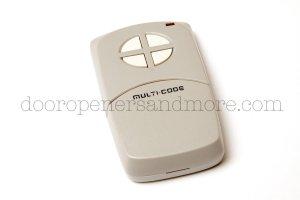 Multi Code 4140: 4-Channel Visor Transmitter 300 Mhz