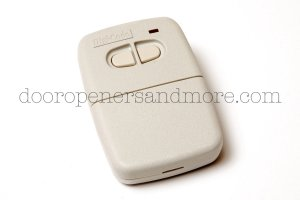 Digi Code 5060 2 Button Garage Door Opener Remote 300 MHz Multi Code 4120 3083 Compatible