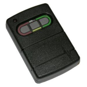 GTO Mighty Mule FM135 Remote RB743 - Three Button Visor Remote 318mhz