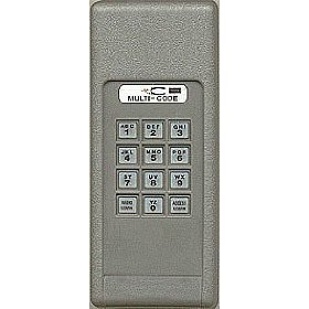 Eagle EG 314 - Wireless Garage Door / Gate Opener Keypad 300 MHz