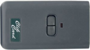 Sentex CLIKcard 2 Button Standalone Opener Remote