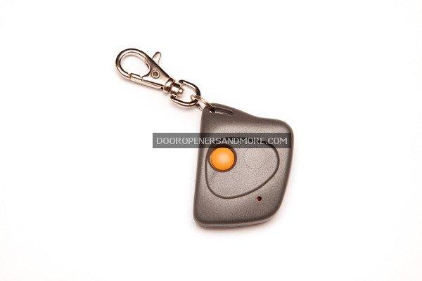LiftMaster 81LM Compatible Single Button Mini Garage Door Opener Remote - 390 Mhz