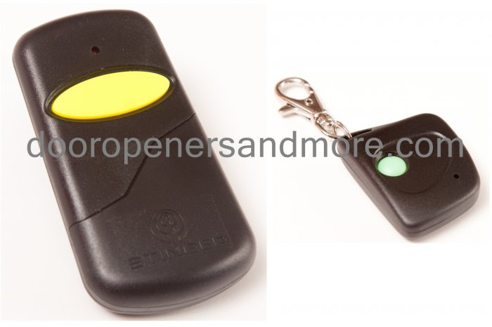 Linear Dnt00002a Dnt00026 Visor And Mini Key Chain