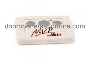 Allstar 110925 3-Button MVP Quik-Code Garage Door Remote 318 MHz MVP-QC 190-110925