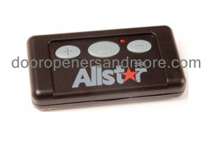 Allstar Classic QuickCode Remote Transmitter 110995 GTO RB741 Compatible