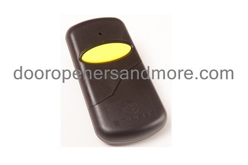 Linear DNT00002A Delta 3 DTC Slim Garage Door Remote