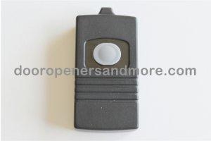 Mighty Mule FM135 Compatible Single Button Key Chain Remote Control - 318 MHz