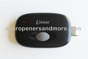 Linear DNT00090 Mega Code MCT-11: 1-Channel Visor Garage Door Remote - LD033 LD050 LS050 Compatible