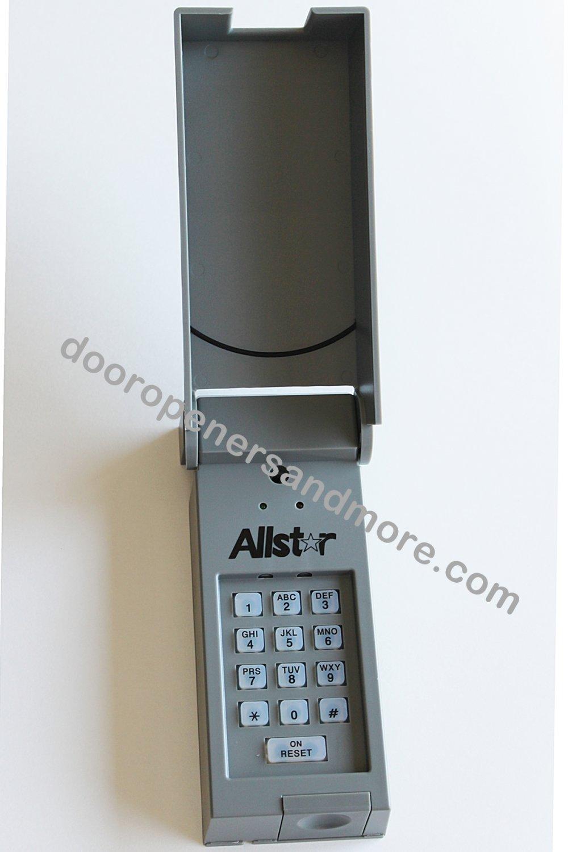Gto Mighty Mule Fm137 Compatible Wireless Keyless Entry Keypad