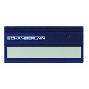 Chamberlain 750CB Single Button Garage Door Opener Remote - 8 or 9 Dip Switches 390 Mhz