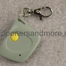 Genie GT90 GPT-1 Compatible Mini Keyfob Remote 390 MHz 12 Dip Switch