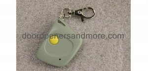 Genie GT90 GPT-1 Compatible Mini Keyfob Remote 390 MHz 12 Dip Switch