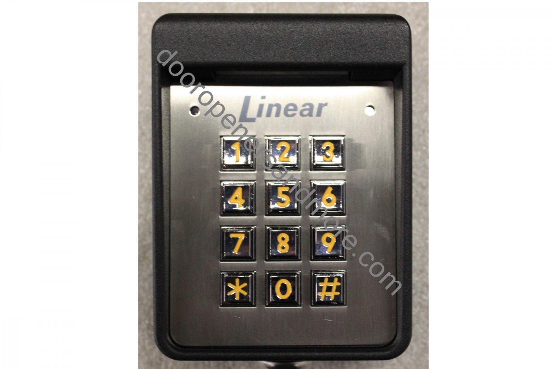 Linear AK-11 Exterior Keypad 480 User Codes Linear ACP00748