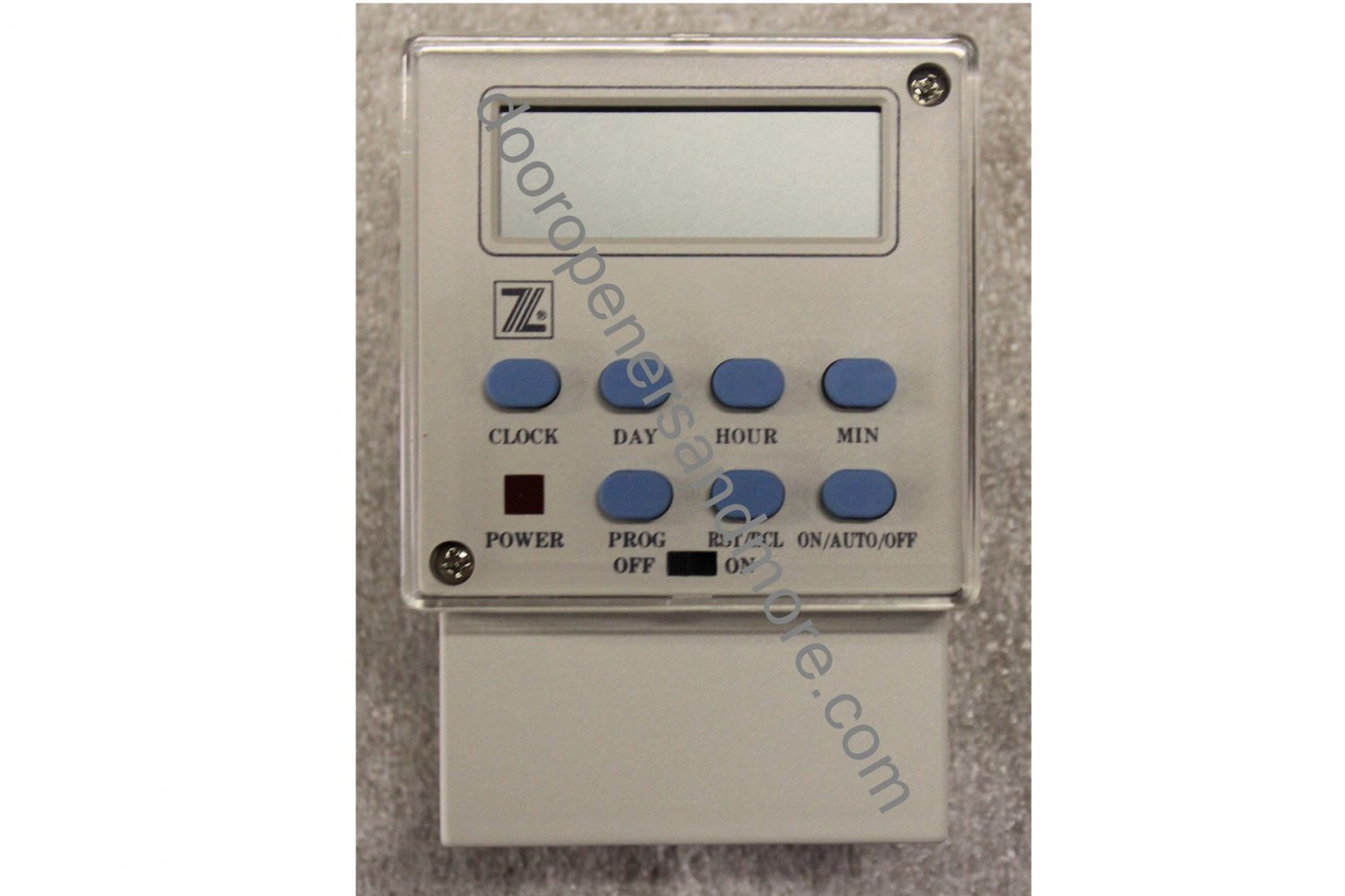 EMX DTM 9 Programmable Open Close Electronic Timer 24V Power 7 Day