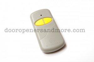 Transmitter Solutions 300MCD22V Stinger SU7CCS3002BV 300 MHz 2 Button Visor Remote - Multi Code Comp