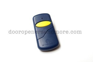 Sears Craftsman 139.18778 18778 Compatible 390 MHz Single Button Visor Remote Control
