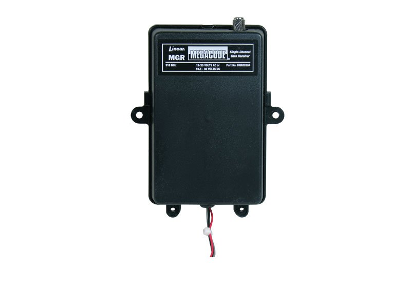 Linear MGR DNR00104 Gate Receiver with Extended Range Antenna