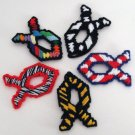 5 Uncommon Colorful Fish Christmas Decorations