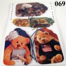 Handmade Bear Gift Tag Set